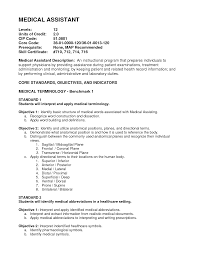 resume examples medical assistant resume objective samples medical assistant resume samples