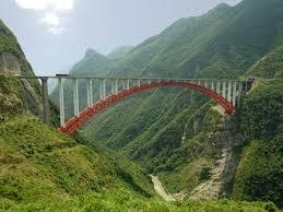 Zhijing River Bridge