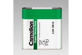 <b>Батарейка</b> 3R12-SP1G <b>CAMELION</b> — купить в Москве в интернет ...
