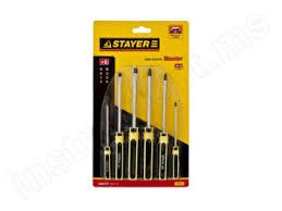 <b>Наборы отверток Stayer</b> в интернет-магазине Инструмент