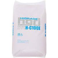 «Катионообменная <b>смола</b> HIGRADE <b>RESIN</b> H-C100E, 25 л ...