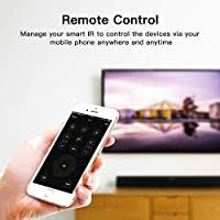 IR <b>Smart Remote Control</b>, Smart home automation: Amazon.co.uk ...