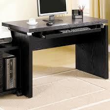 black computer desks with drawers black computer desks