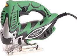 <b>Hitachi CJ110MV</b> Jigsaw 230V 720W with blade: Amazon.co.uk: DIY ...