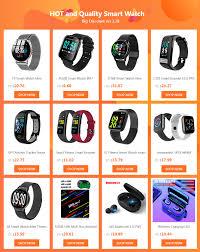 <b>CF68 Smart Watch Men</b> IP67 Waterproof Full Screen Touch Activity ...