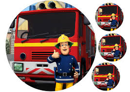 Firefighter Cupcake Decorations Firefighter Cake Decorations Cake