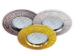 Потолочные светодиодные <b>светильники Ecola</b>