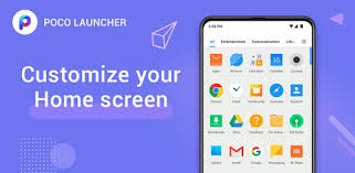 POCO Launcher 2.0 - Customize, Fresh & Clean - Apps on Google ...