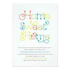 Housewarming Invitations & Party Invites   Zazzle