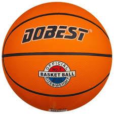 Купить Баскетбольный <b>мяч</b> Dobest RB7-0886, р. 7 оранжевый по ...