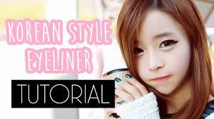korean style eyeliner tutorial make your eyes longer and wider with ulzzang inspired eyes wengie