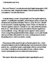 Essays on racism and discrimination in american All About Essay Example   Galle Co