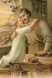 Image result for saint joseph's strength as a carpenter