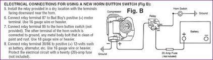 air horn wiring diagram air image wiring diagram wolo air horn wiring diagram wolo wiring diagrams on air horn wiring diagram