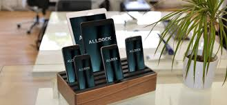 <b>Alldock</b> - Designed to <b>Charge</b>