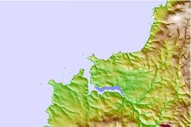 polzeath location guide Polzeath Map the above topographic map of polzeath and the surrounding area has been derived from satellite mapping the topographic data has been illuminated by a light polzeath map google