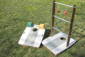 <b>2-in-1 Outdoor</b> Games - buildsomething.com