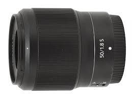 <b>Nikon Nikkor Z 50 mm</b> f/1.8 S review - Introduction - LensTip.com