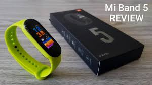 <b>Xiaomi Mi Band</b> 5 Review - Buy This One! - YouTube