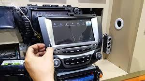 <b>Штатная магнитола Honda</b> Accord -2007 Android GPS+3G+Wi Fi ...