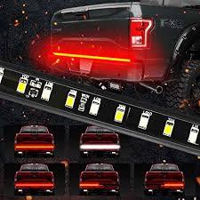 "MIHAZ 5-Function 60"" LED Truck Tailgate Light Bar ... - Amazon.com"