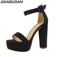Brand Elegant sandals Women <b>High Heels</b> Pumps <b>Super high heel</b> ...