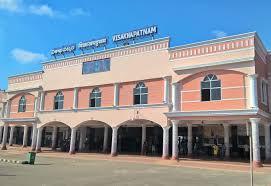 visakhapatnam visakhapatnam railway station
