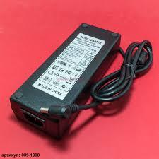 Блок питания для лед подсветки <b>12V 10A</b> (<b>120W</b>) 5.5х2.5мм ...