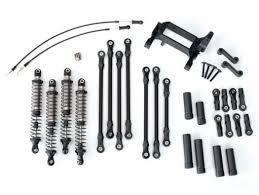 Long Arm Lift Kit, TRX-4®, complete — купить с доставкой по ...