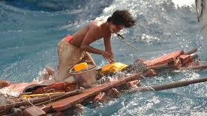 real life shipwreck survivor helped life of pi get lost at sea npr