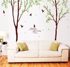 tree wall decor art youtube: popular decorative wall paper art sticker buy cheap decorative