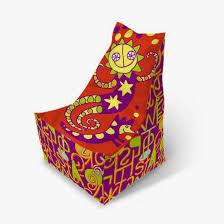 Купить детский <b>пуфик</b> мешок «Шапито» в Москве / <b>Пуфофф</b>.ру