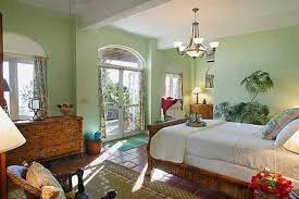 caribbean green walls and home decorating on pinterest caribbean furniture