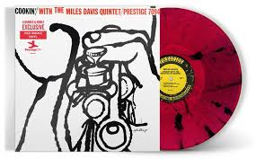 Cookin' with the <b>Miles Davis Quintet</b> [Red Smoke Vinyl] [B&N ...