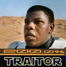 TRAITOR! (Star Wars Traitor Memes) - Community - Google+ via Relatably.com