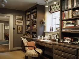 finest rustic home office decorating ideas awesome white wooden cabinet and rack also brown wooden computer awesome wood office desk classic