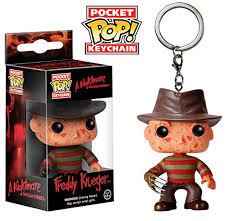 Horror <b>4870</b> Nightmare on Elm Street <b>Funko Pop</b> Keychain, Multi ...