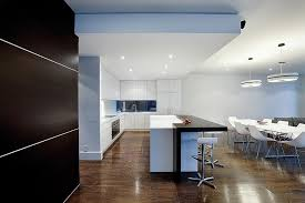captivating hawthorn residence canny design interior in kitchen and dining space with minimalist modern white furniture captivating ultra modern home bedroom design