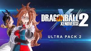 <b>DRAGON BALL</b> XENOVERSE 2 - <b>Ultra</b> Pack 2 Launch Trailer ...