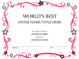 easy to use award certificate template word vueklar easy to use award certificate template word