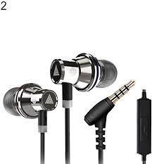 <b>Earphones Headset</b>, <b>QKZ KD3</b> UFO Pro <b>In-Ear</b> HIFI Music: Amazon ...
