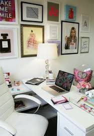 beautiful home office space decoration martabarcelonastyles blog chic small office ideas