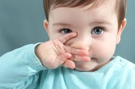 Resultado de imagen de niño respirando por la nariz