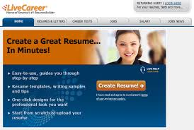 free online tools to create professional resumes   hongkiatlivecareer