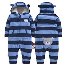 IYEAL NEW <b>2018 Newborn Winter Outerwear</b> Baby Rompers Warm ...