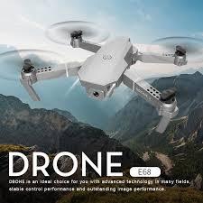 <b>Drone E68</b> Mini RC 4K HD Camera <b>WIFI FPV</b> APP Controle ...