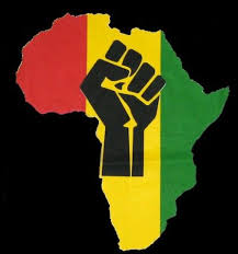 Image result for black power flag