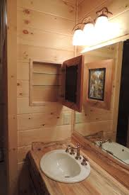 Rustic Wood Medicine Cabinet Customer Photos Testimonial Reviews For The Worlds Only