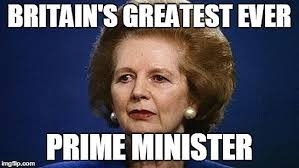 Some great Margaret Thatcher memes • Bruce On Politics via Relatably.com