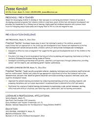early childhood education resume samples job resume samples preschool teacher resume examples functional resume for early childhood education